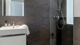 Bagno in camera THE FLAG München Serviced Apartments