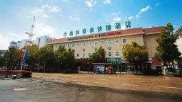 GreenTree Inn South Zhuangyuan Road - Xuancheng