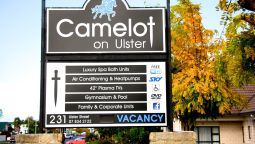 Hotel CAMELOT ON ULSTER - Hamilton