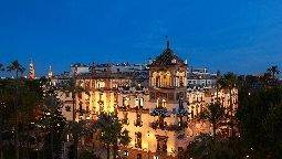 Vista esterna Seville  a Luxury Collection Hotel Hotel Alfonso XIII