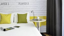 Pokój typu junior suite ibis Styles Budapest Center