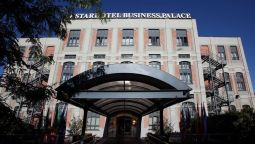 Starhotels Business Palace - Mediolan