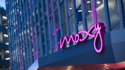 Hotel MOXY New Orleans Downtown/French Quarter Area - Nowy Orlean (Luizjana)