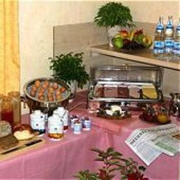 Breakfast buffet Allee Hotel Leidinger