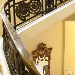 Interni hotel Starhotels Savoia Excelsior Palace