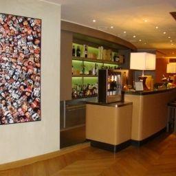 Bar de l'hôtel Starhotels Michelangelo