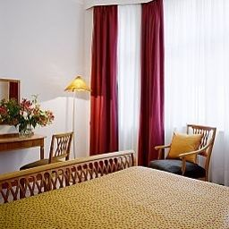 Chambre Parkhotel Laurin