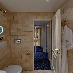 Salle de bains Kempinski Bristol
