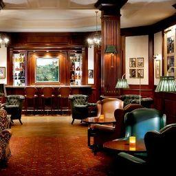 Hotel bar Amman Marriott Hotel