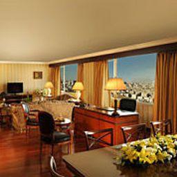 Suite Amman Marriott Hotel