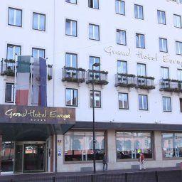 Vue extérieure Grand Hotel Europa