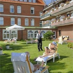 Exterior view Freese Nordsee-Hotel