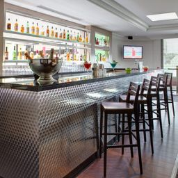 Hotel bar Best Western Paris CDG Airport