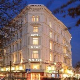 Hotel novum graf moltke hamburg 3 sterne hotel for Hotelsuche familienzimmer