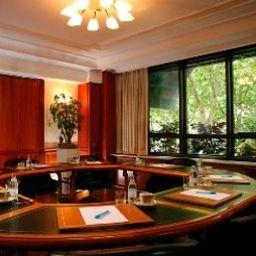 Sala de reuniones Capitol World Class Hotel
