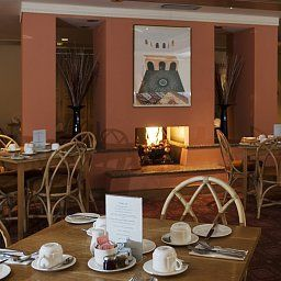 Breakfast room The Strathdon
