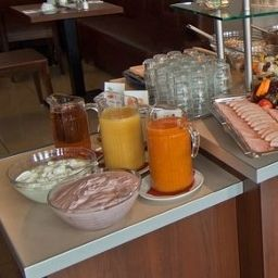 Buffet Novum Eleazar City Center Hamburg
