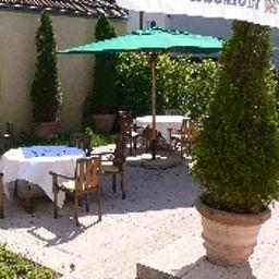 Terrace Ringhotel Adler