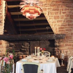 Restaurante Best Western Grand Hotel Bristol