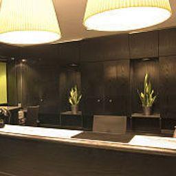 Empfang Atrium Rheinhotel