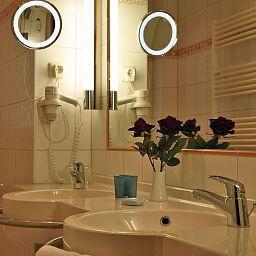 Bagno in camera Sternhotel