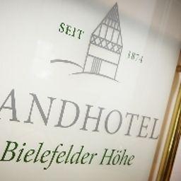 certificat / logo Bielefelder Höhe