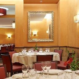 Restaurant Best Western Grand Hotel Adriatico
