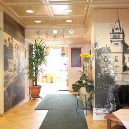 Reception Kockelsberg Berghotel