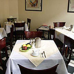 Breakfast room Berliner Hof Garni
