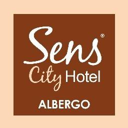 Certificato/logo SensCity Hotel Albergo