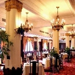 Restaurante/sala de desayunos Jin Jiang Cathay Building