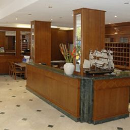 Hotelhalle Hotel Diplomate
