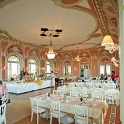 Breakfast room Eden Palace au Lac Montreux (Vaud)