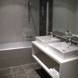 Bathroom Best Western Hotel de France Strasbourg (Alsace)