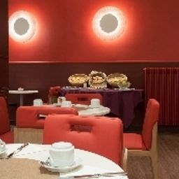 Breakfast room Best Western Hotel de France Strasbourg (Alsace)