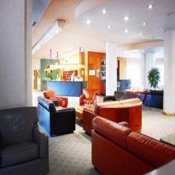 Vestíbulo del hotel Perugia Park Hotel