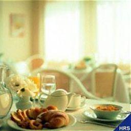 Restaurante/sala de desayunos Perugia Park Hotel