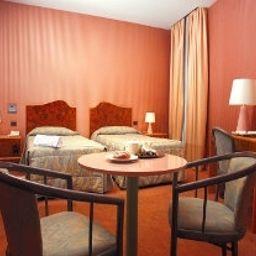 Habitación Perugia Park Hotel