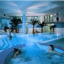 Wellness/fitness area Preluna Hotel & Towers