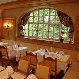 Restaurante Schloßhotel Grünwald