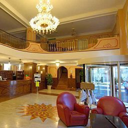 Reception Grand Hotel Astoria Grado (Gorizia)
