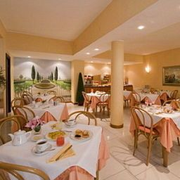 Breakfast room Fenice Milan (Milano)