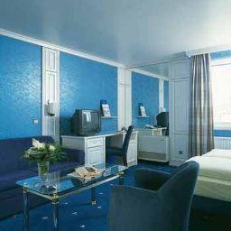 Chambre Best Western Hotel Regence