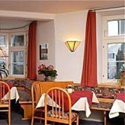 Sala śniadaniowa Goldene Krone