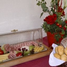 Frühstücks-Buffet Goldene Krone