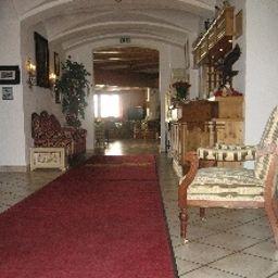 Lobby Hotel Post Steinach