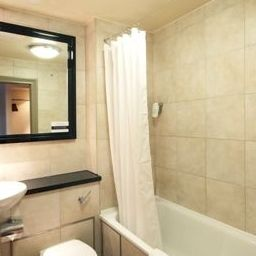 Bagno in camera Greswolde Arms Good Night Inns Solihull (England)