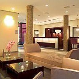 Hotelhalle Santo