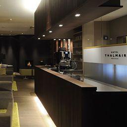 Bar del hotel Thalmair