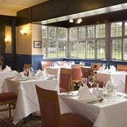 Restaurante Best Western Bell Epping (Epping Forest, England)